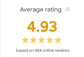 Number of reviews and average rating on Porch for Standard Insulating Company as of 2/10/21