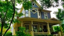Historic District North Carolina Home