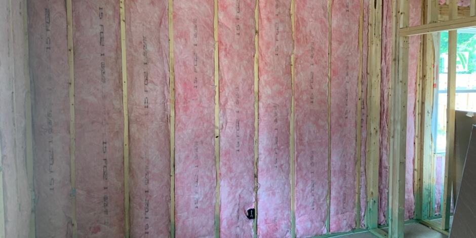 wall insulation standard insulating company